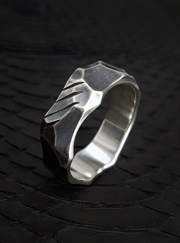Catclaw66-2 ring